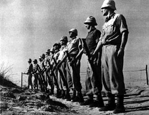 April 1930 Break-off from Hagana