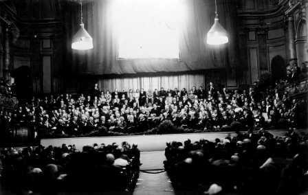 Jewish Group Asks Part in U.N. Debate, Dec. 12, 1947