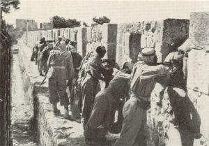 Arab Legion in Jerusalem