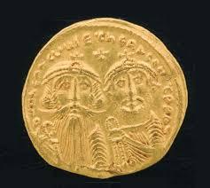 Yehud Coin of Bearded Man, 400 BCE