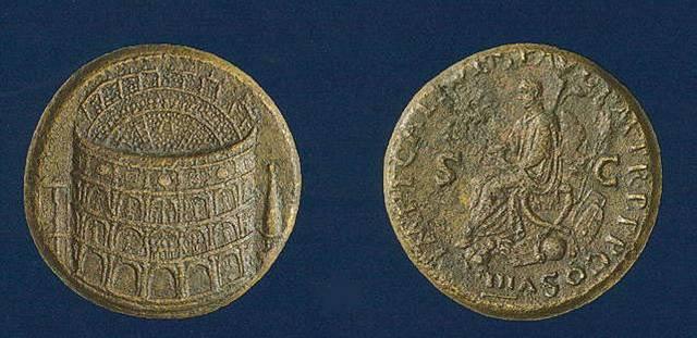 Coin of Titus
