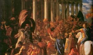 Destruction of the Second Temple in 70 C.E. – Tisha B'Av