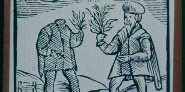 Philologus Hebraeo-Mixtus, Johannes Leusden, Utrecht, 1663, BS1110.L44, Page 279 – Hoshaana Rabba.