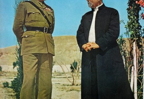 Abdullah and Glubb Pasha, Life Magazine, May 1948.