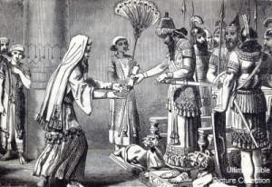 Artaxerxes and Ezra