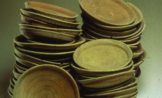 Bowls Found at Qumran