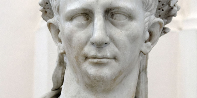 Bust of the Emperor Claudius