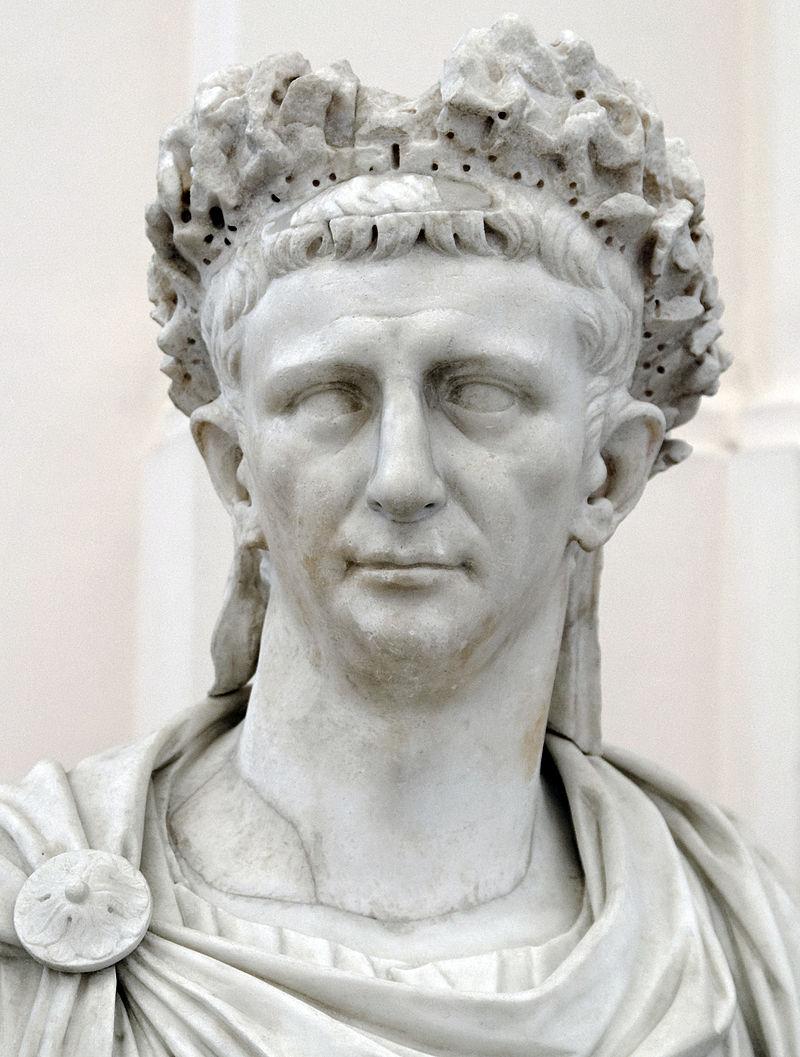 Bust of Claudius
