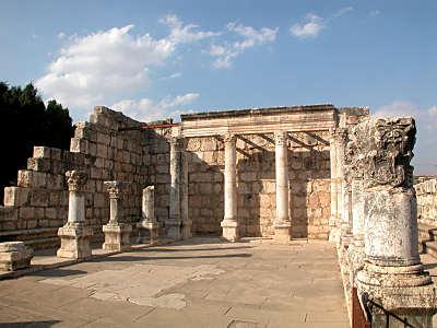 Capernaum_Synagogue