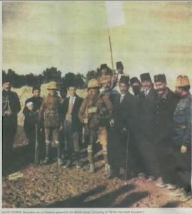 Capture of Jerusalem 1917