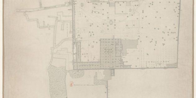 Photographs of the Ordnance Survey of Jerusalem, Charles W. Wilson, 1865.