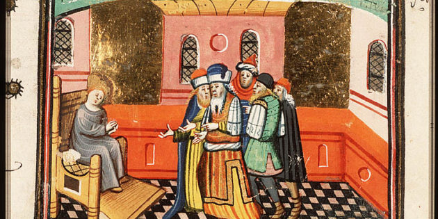 Book of Susanna 1-64: Daniel Rescues Susanna