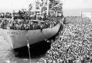 Exodus refugees