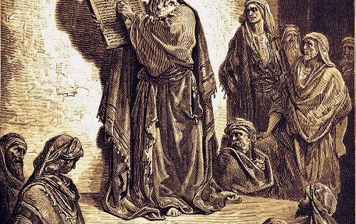 Nehemiah 7-8: The Reading of the Torah