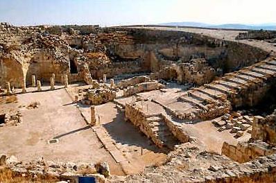 Palace at Herodium
