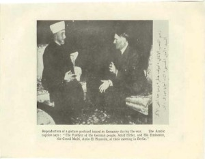 Hitler and the Mufti