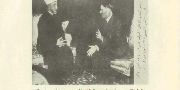 Hitler and the Arab World