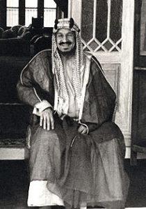 King Ibn Saud