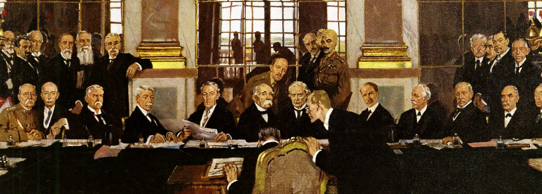 deutschland will den friedensvertrag