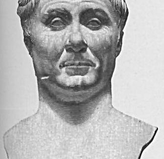 Portrait of Pompey the Great, 53-48 BCE