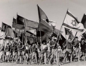 The Zionist Labor movement