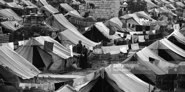 May 20, 1951 Arab Refugees