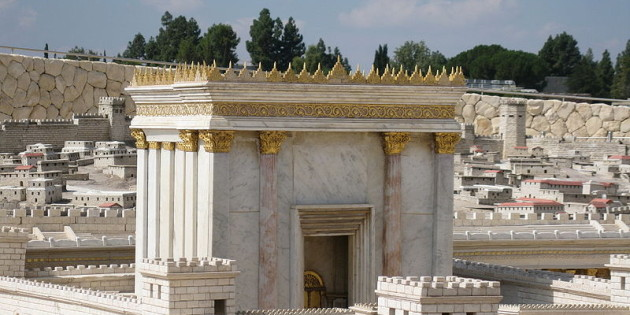 1 Maccabees 4-6: The Rededication of the Temple