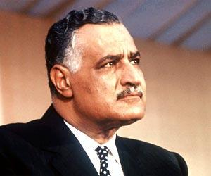 Quotes by Gamal Abdel Nasser, 1954-1967.