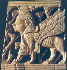8th-9th century ivory openwork plaque