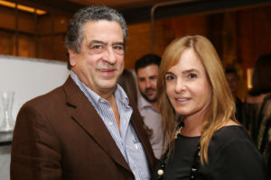 Antonio Cunha Bueno and Neta Bueno