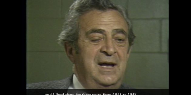 A New Film about the Holocaust Is a Dramatic Reminder That It Did Happen, JTA, Jan. 19, 1982.