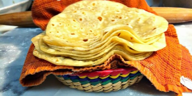 Mexican Tortillas Have a New Ingredient: A Special Protein Enriched Flour Developed in Israel, JTA, Jan. 15, 1982.
