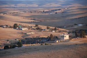Settlements in Western Negev