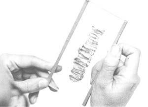 Silver amulet inscribed with the tetragrammaton, Jerusalem