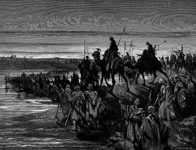 Crossing_the_Jordan Gustave Dore