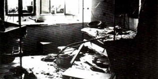 House Destruction in the Hebron Massacre of 1929
