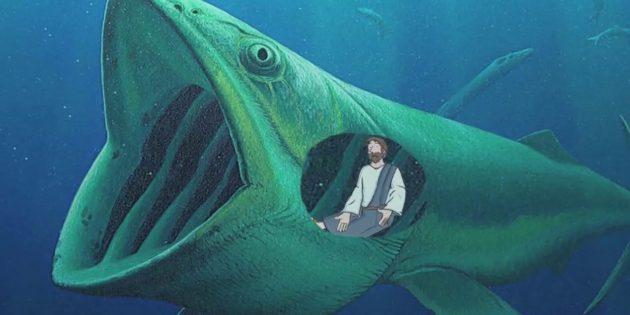 Jonah 1-4