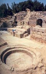 Hammat_Gadar_Roman_Baths