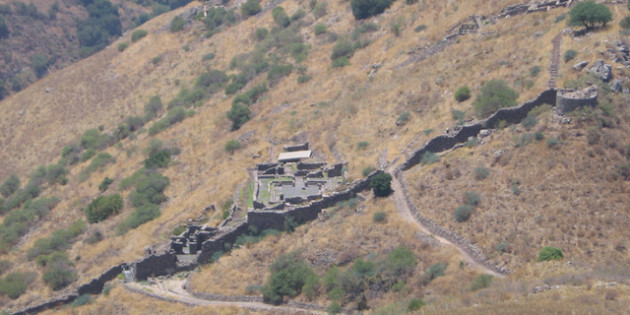 Siege of Gamla, 67 CE