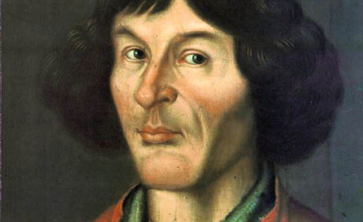 Nicolaus Copernicus' Theory of Heliocentricity, 1533