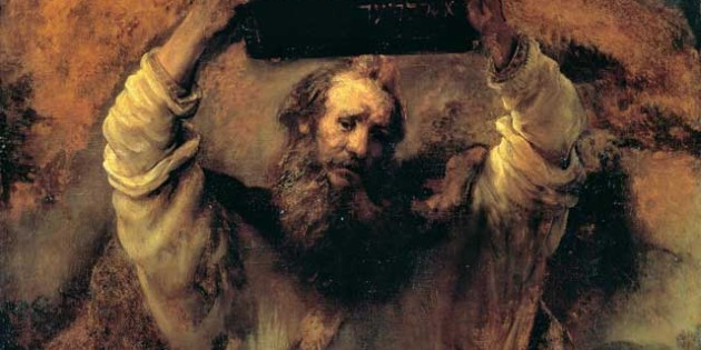 The Story of Moses, 1330-1210 BCE