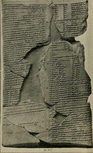 Nineveh Tablets