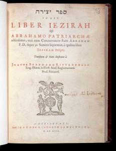Sefer Yezirah