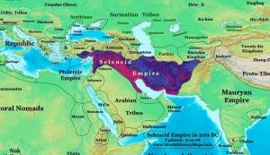 The Seleucid Empire, 200 BCE
