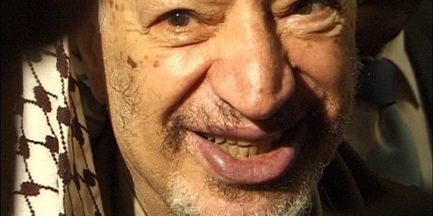 1929 Yasser Arafat