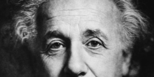 Albert Einstein, MyJewishLearning.com.