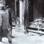 November 9, 1938 Kristallnacht