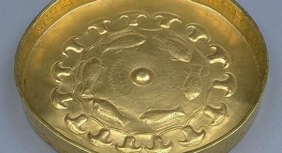 General Djehuty's Gold Cup, 1455 BCE