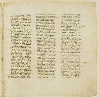 Codex_Vaticanus