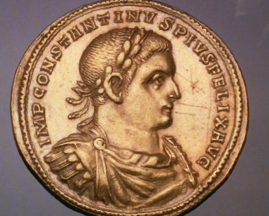 300-400: Christianity Becomes the Official Religion of the Roman Empire